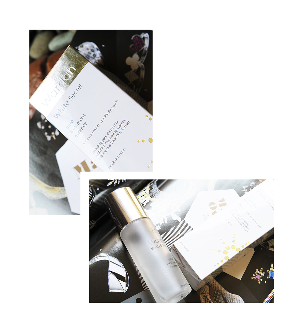 Review Wardah White Secret Pure Treatment Essence Februaryth A Cosmetic Brand That Come From Paragon Huge Company Also Owned Make Over And Emina Out With Their Own Approach To The First